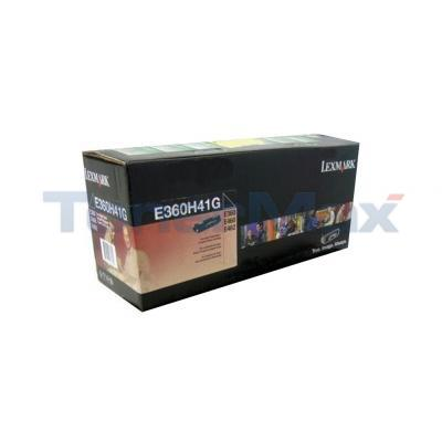 LEXMARK E360 E460 TONER CARTRIDGE RP HY